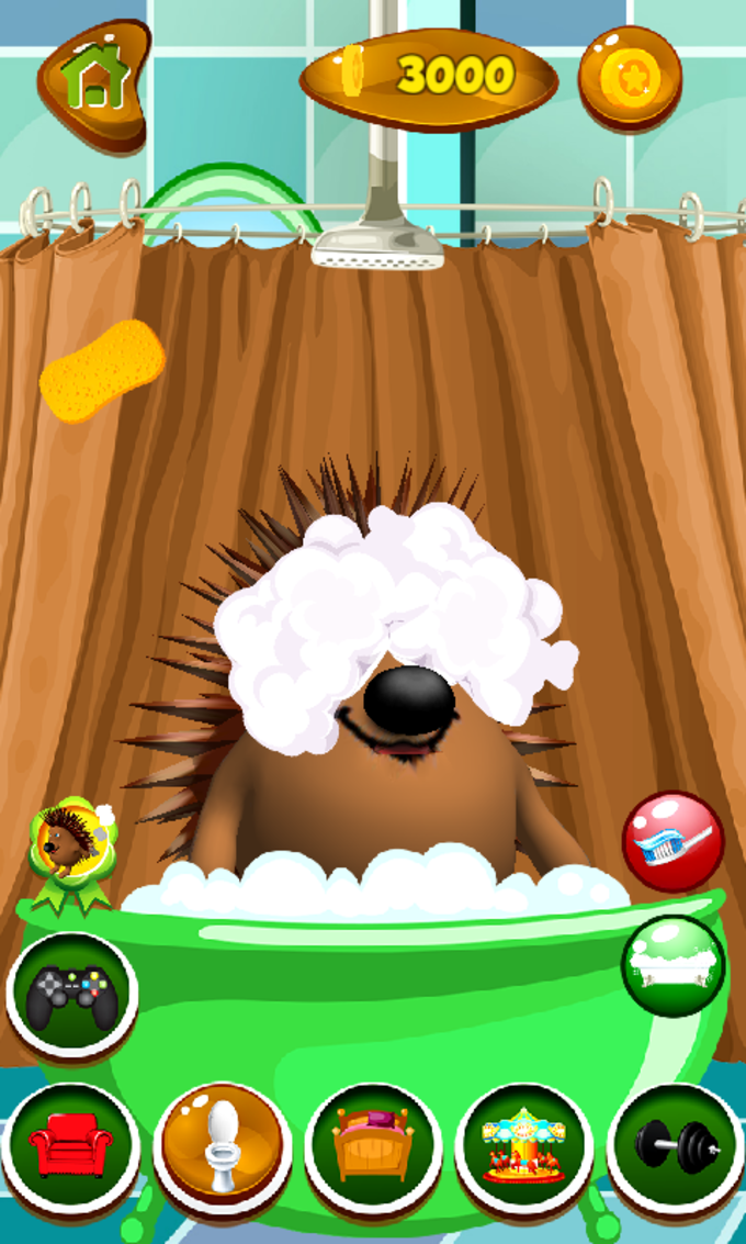 Talking Hedgehog