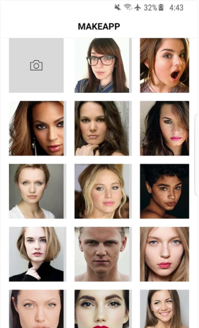 MAKEAPP: AI BASED MAKEUP EDITOR