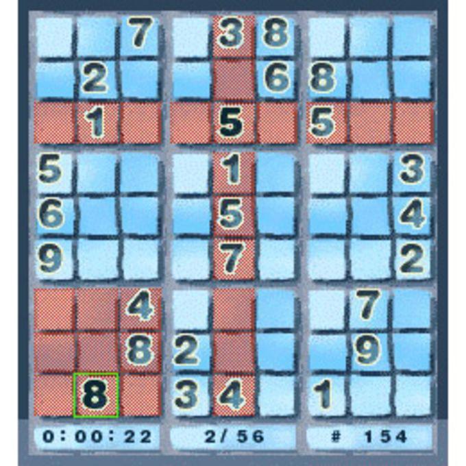 Magmic Sudoku