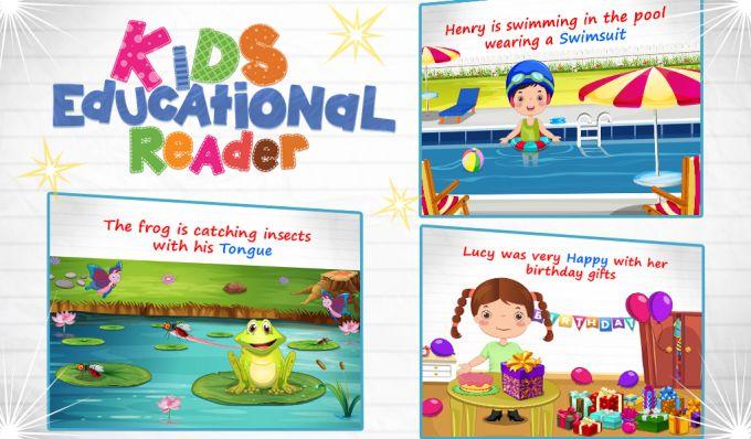 Kids Educational Reader