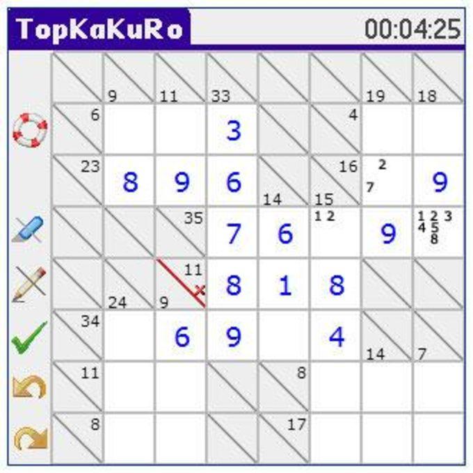 TopSuDoKu + TopKaKuRo