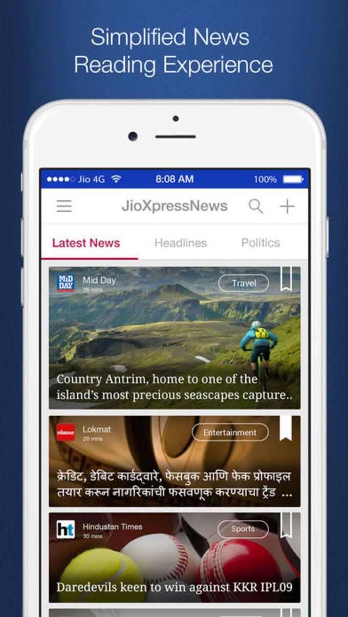 JioXpressNews