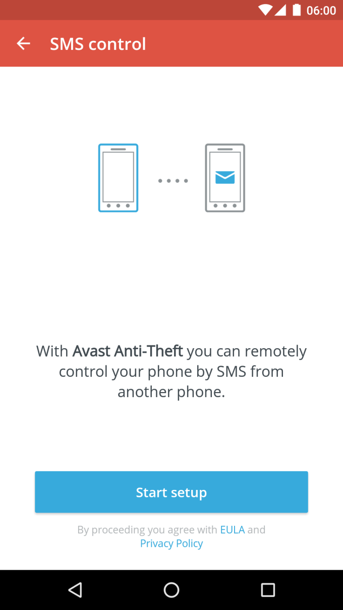 avast! Anti-Theft