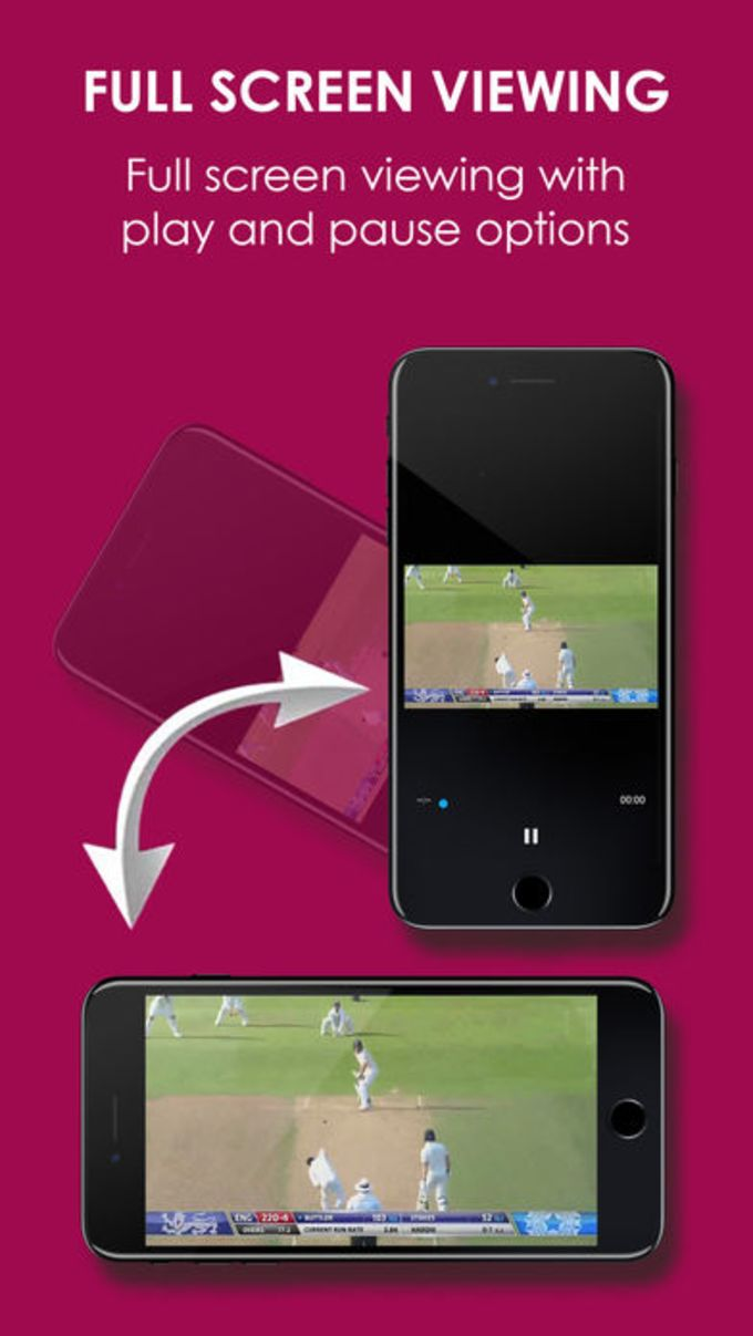 Live Cricket HD TV for iPhone - Download