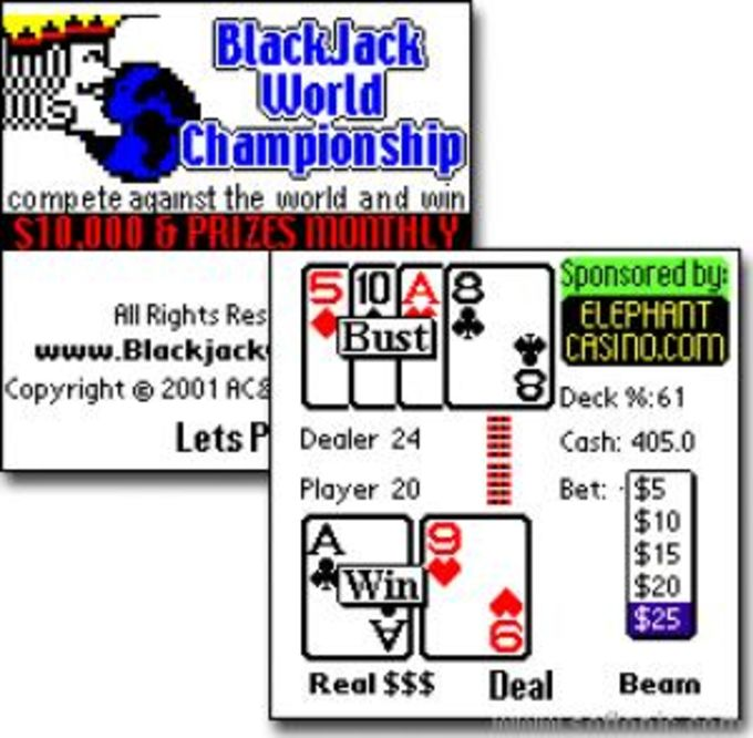 Blackjack World Championship