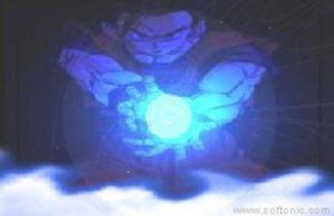 DragonBall Z Goku KAMEHAMEHA