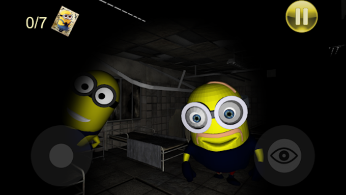 Minions Five nights at Despicable Hospital 3D