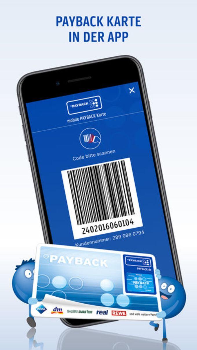 PAYBACK - Karte, Coupons, Geld