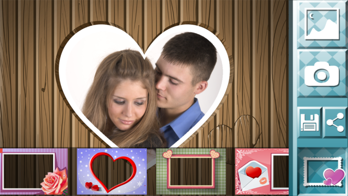 Love Pictures – Photo Frames