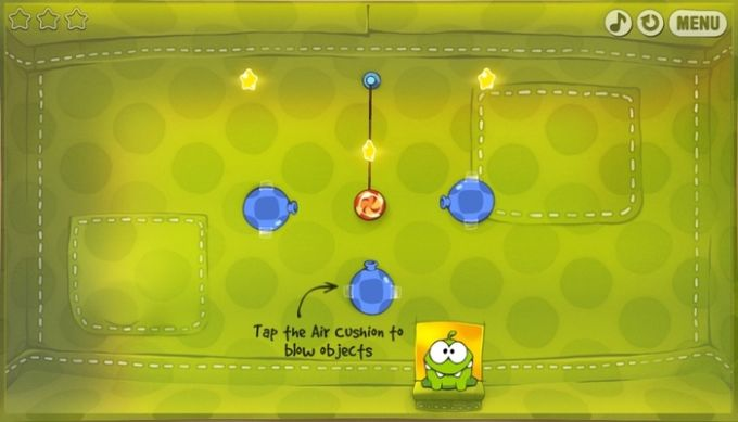 Cut the Rope para Windows 10