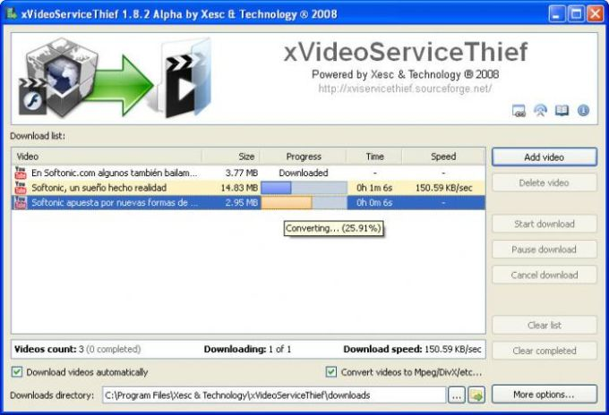xVideoServiceThief