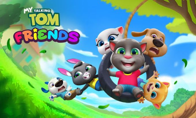 My Talking Tom Friends