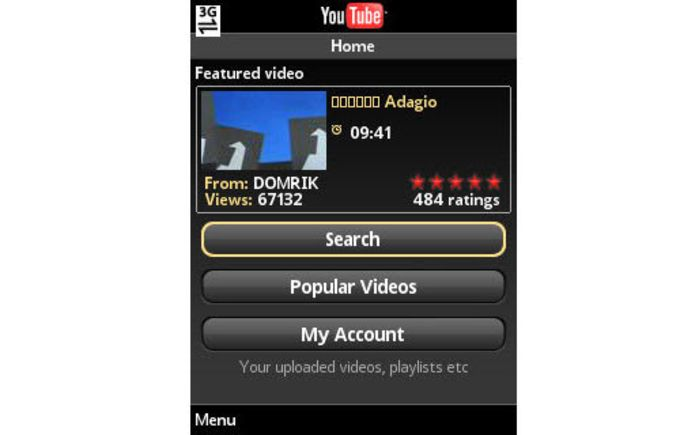 YouTube for Mobile