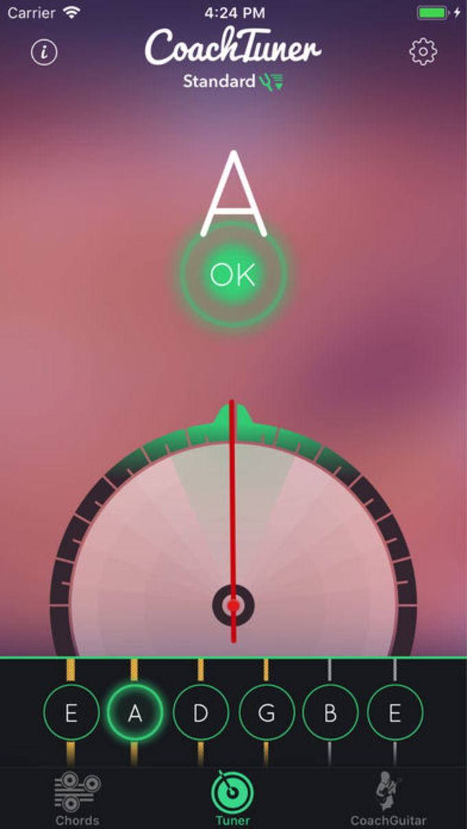 Guitar Tuner Easy Tune Chords For Iphone Download