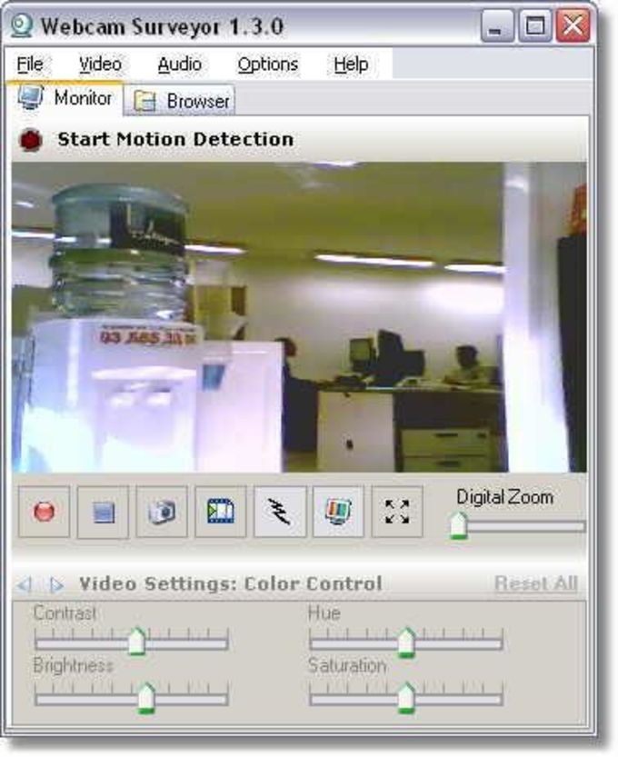 Webcam Surveyor