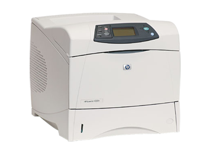 HP LaserJet 4250n Printer drivers