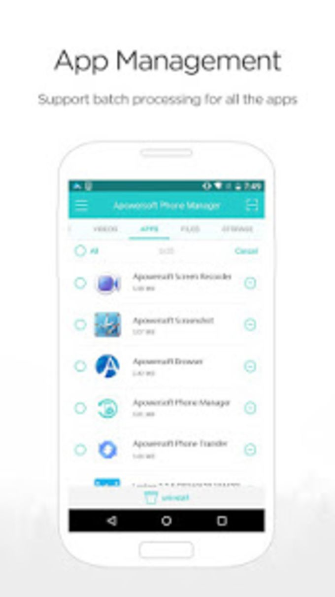 ApowerManager  Phone Manager