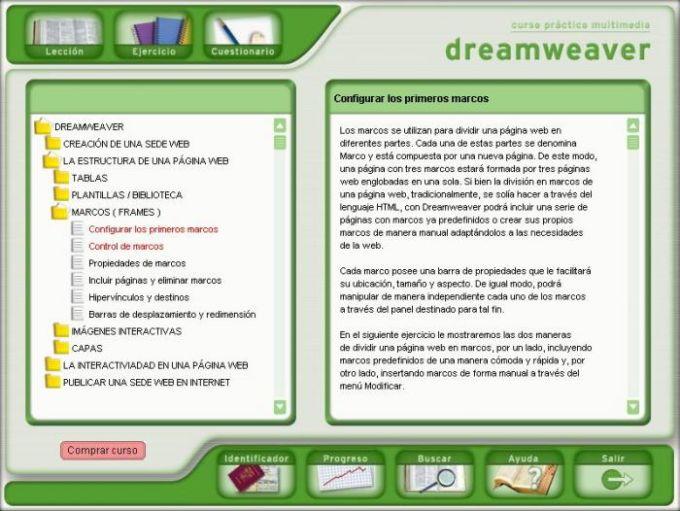 Curso de Dreamweaver Soft Obert