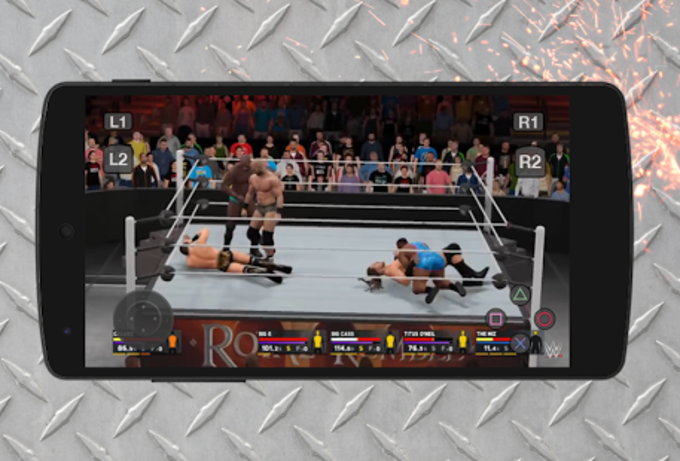 smackdown game for mobile free download