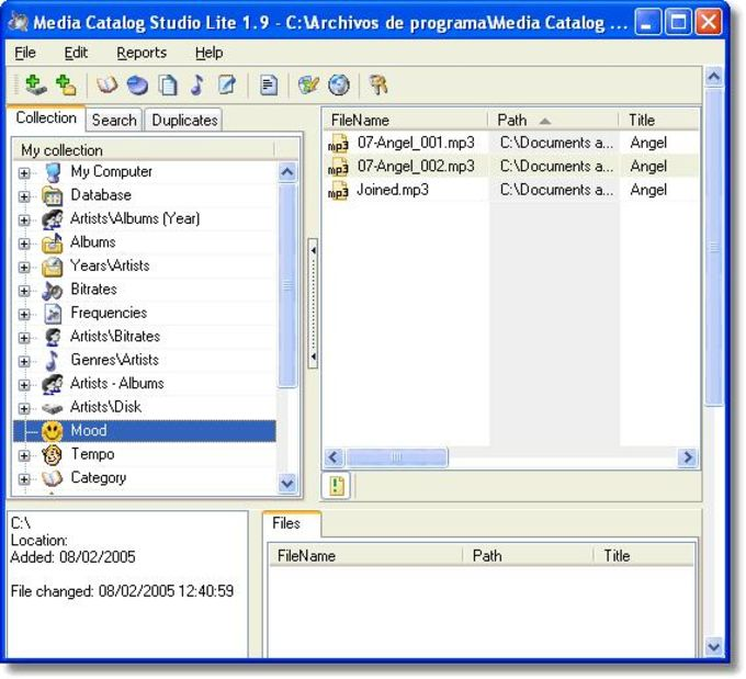 Media Catalog Studio Lite