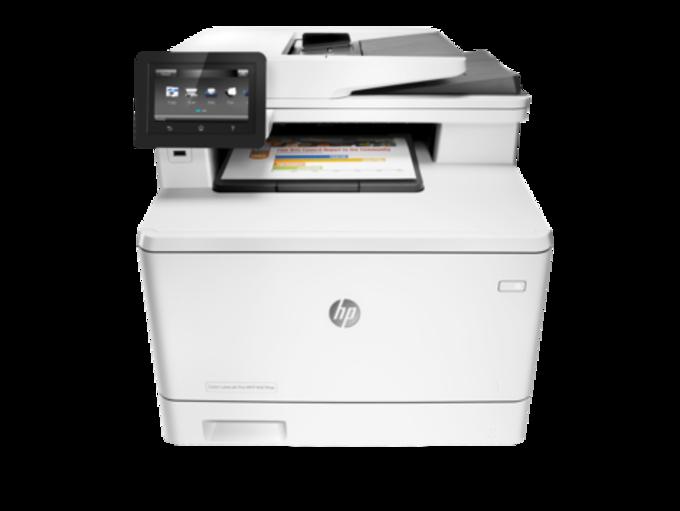 HP Color LaserJet Pro MFP M477 series drivers