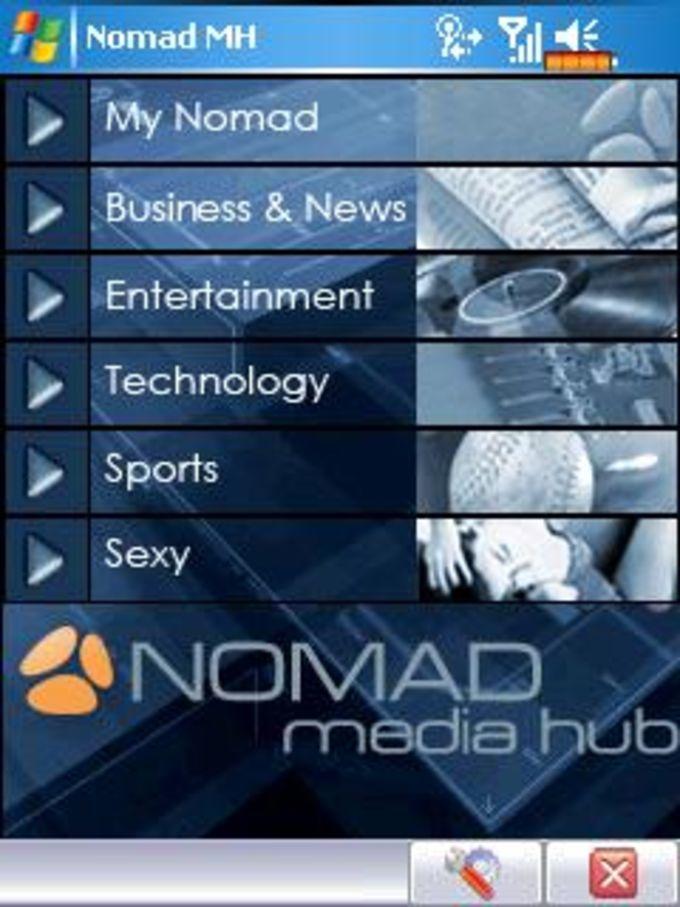 NOMAD Media Hub