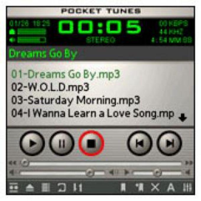 Pocket Tunes Deluxe