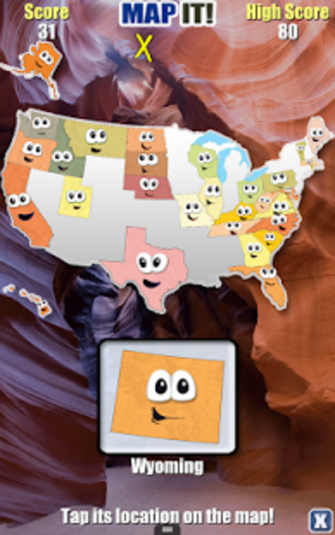 Stack the States®