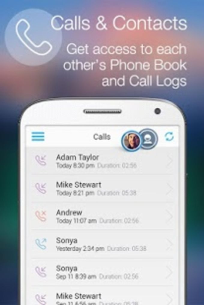 mCouple - Mobile Tracker