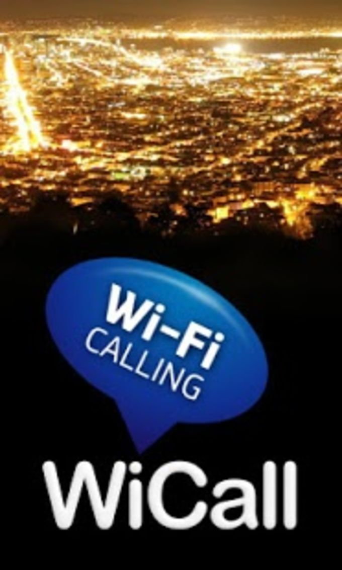 WiCall : VoIP call, Wifi call