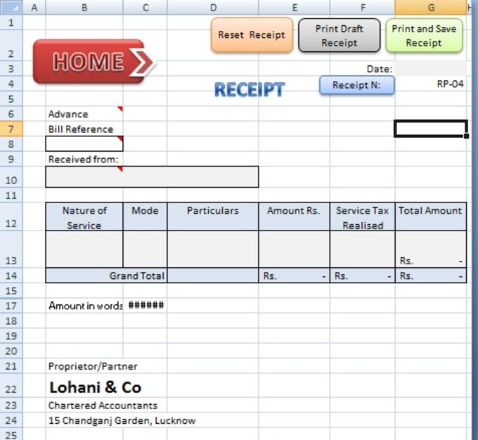 ABCAUS Excel Accounting Template