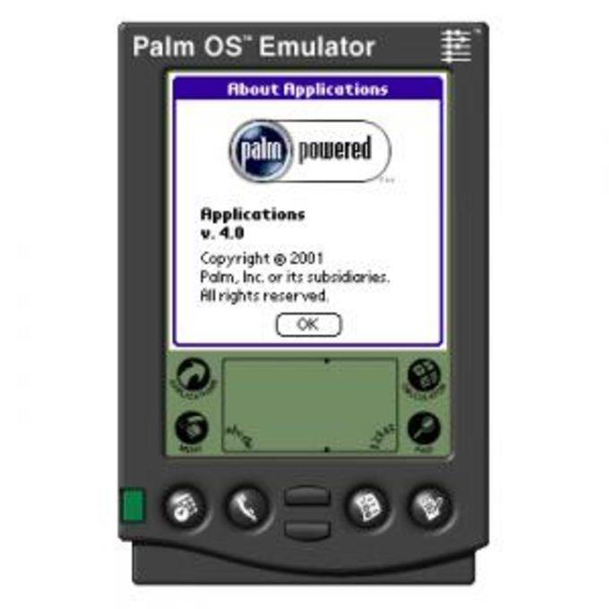 Palm OS Emulator