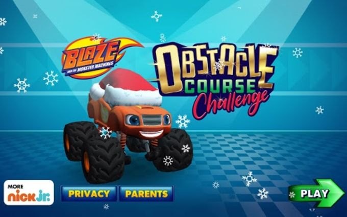 Blaze Obstacle Course