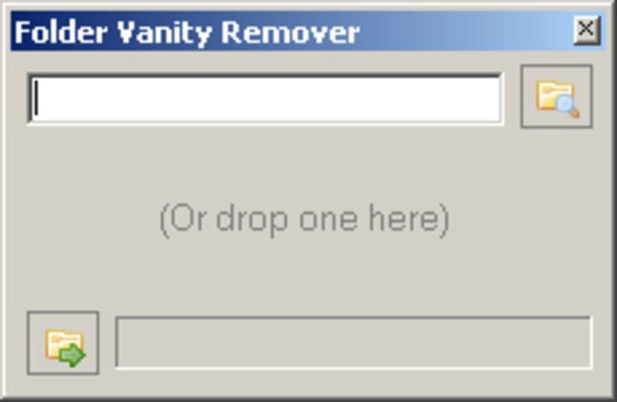 Folder Vanity Remover
