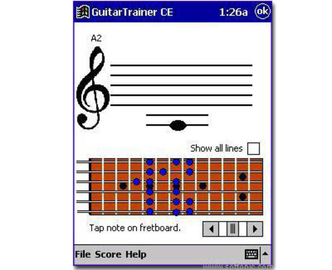 GuitarTrainer CE