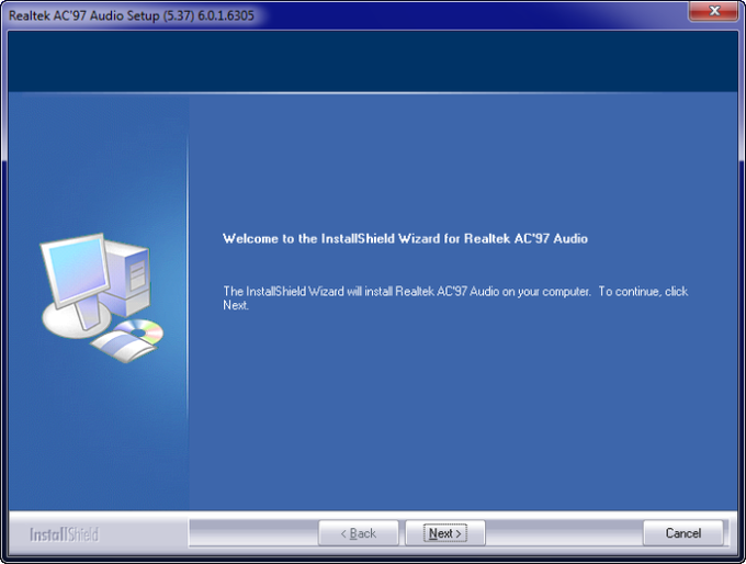Realtek AC'97 Audio Codecs