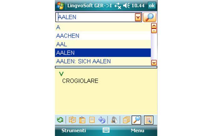 LingvoSoft Talking Dictionary 2008