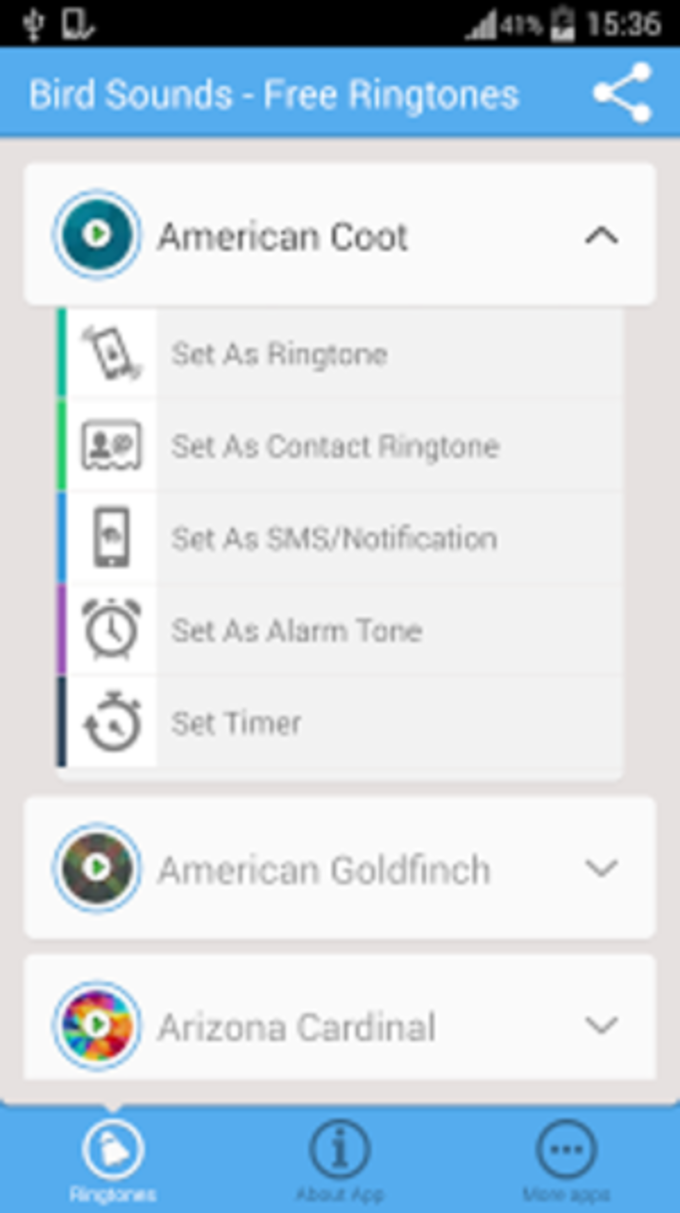 how to get ringtones on android for seleted gmails