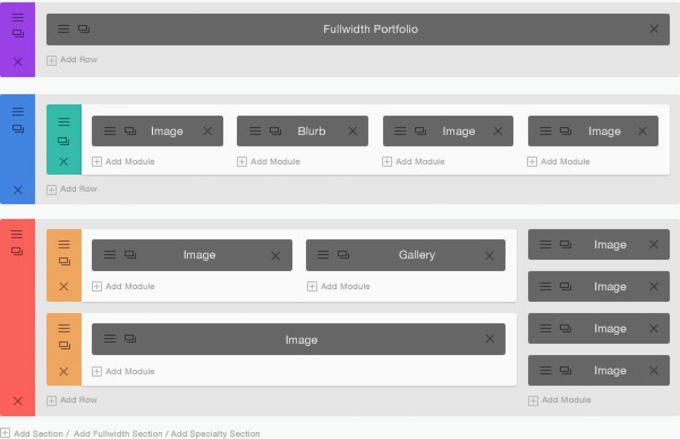 Divi Builder - Plugin for Wordpress