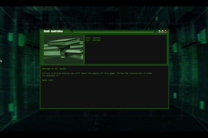 Hacker Simulator