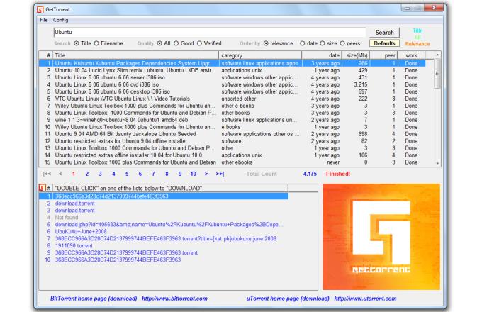 GetTorrent