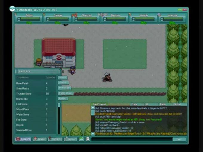 Pokemon World Online