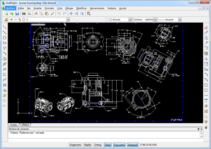 autocad viewer free download for windows 7