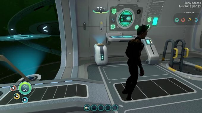 Nitrox multiplayer mod for Subnautica