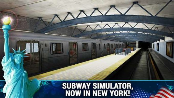 New York Subway Simulator Deluxe