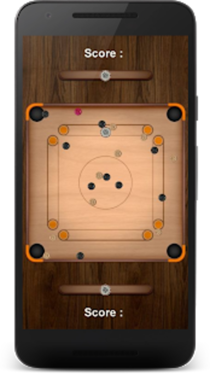 Carrom Board King