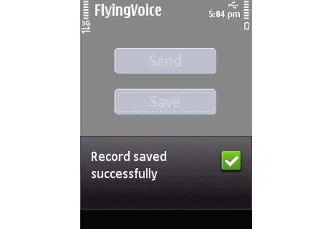 FlyingVoiceNotes