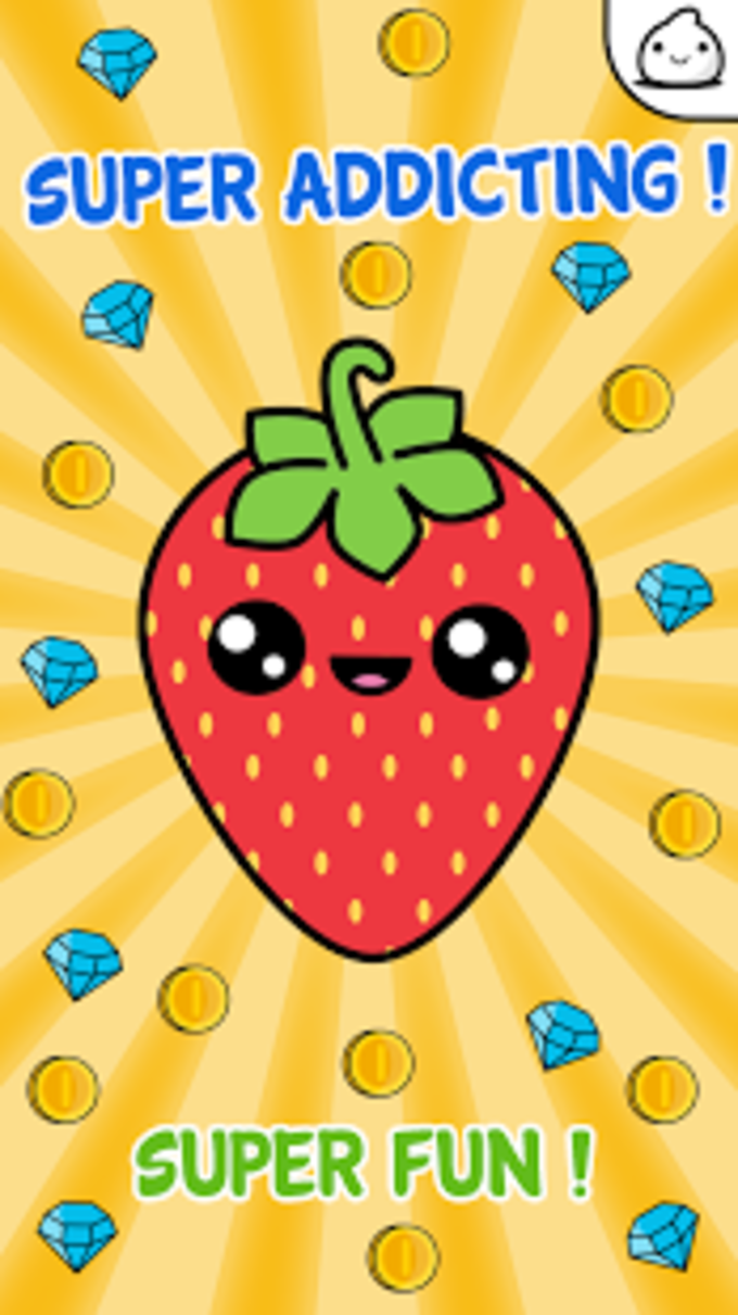 Strawberry Evolution Clicker