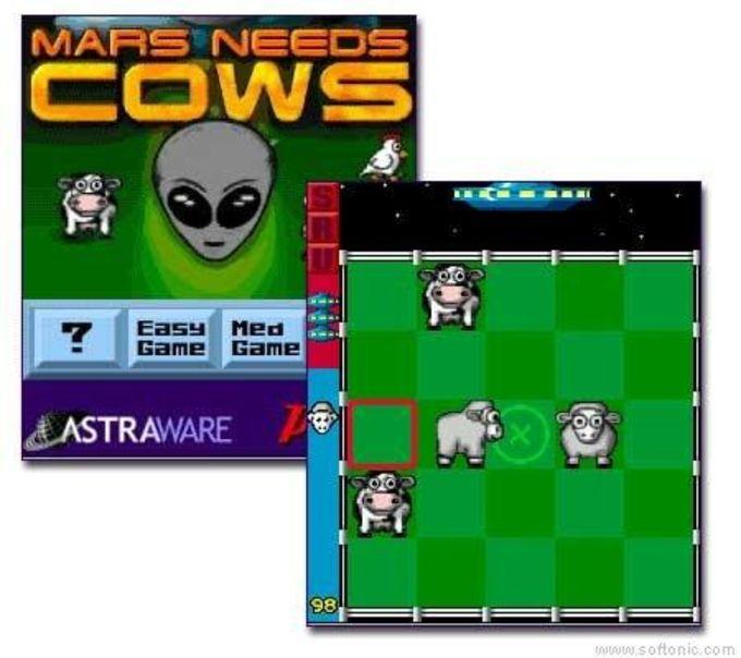 Mars Needs Cows