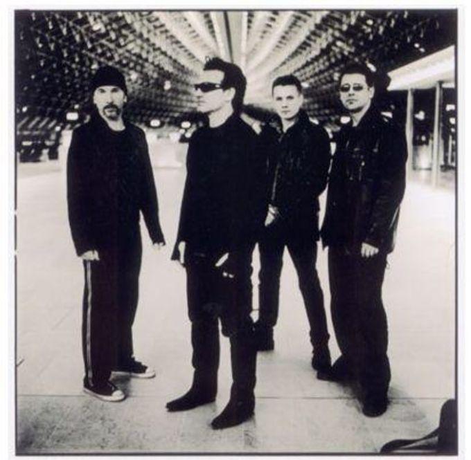 U2 screensaver